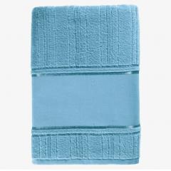 Toalha lavabo para Pintar Janine Azul Caribe Karsten
