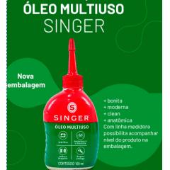Óleo Doméstico Singer 100ml