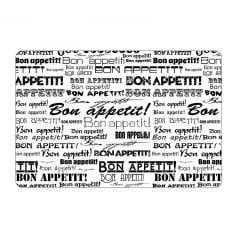 Jogo Americano Bon Appetit 6 unidades