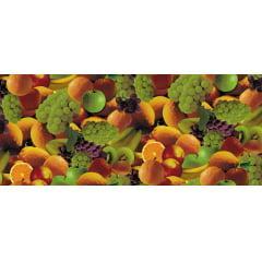 Plástico Térmico Mix De Frutas